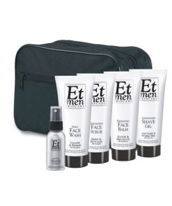 ET Mens Shave Set with Shave Gel