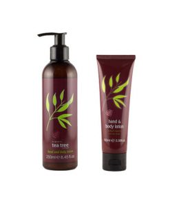 Outback Organics Hand and Body Lotion
