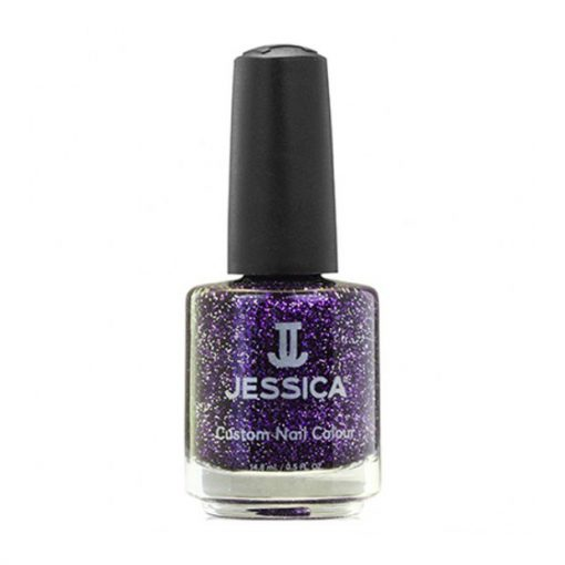 1124 Purple Light Jessica Nail Polish