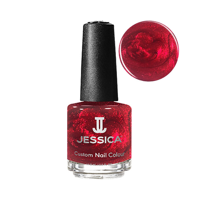 Jessica Christmas Nails: 1180 Jessica The Queen's Jewels Nail Polish