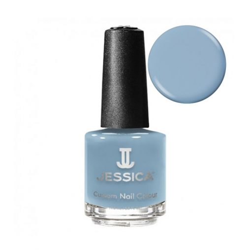 1183 Jessica Blueberry Cream Nail Polish