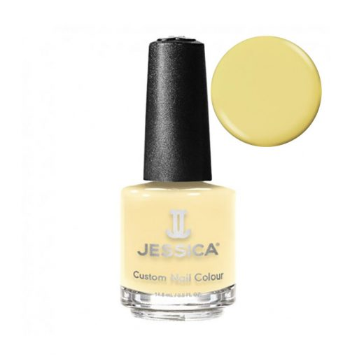 1186 Jessica Yellow Meringue Nail Polish