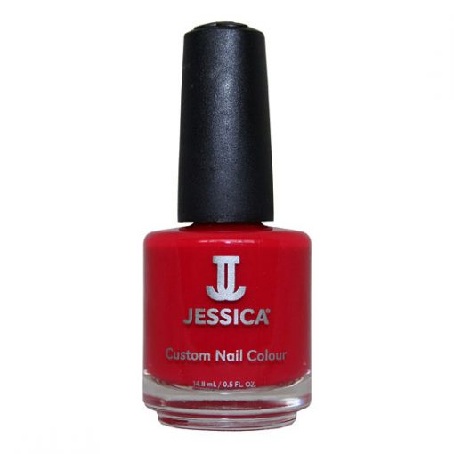 120 Royal Red Jessica Nail Polish