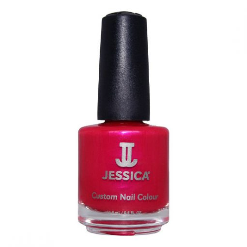 Strawberry Fields Jessica Nail Polish