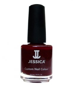 Jessica Midnight Merlot Nail Polish