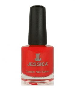 Jessica Shock Me Red Nail Polish