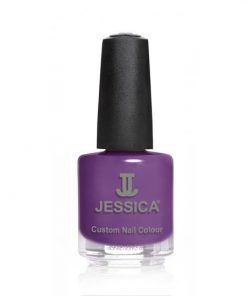 Jessica Pretty In Purple Nail Polish