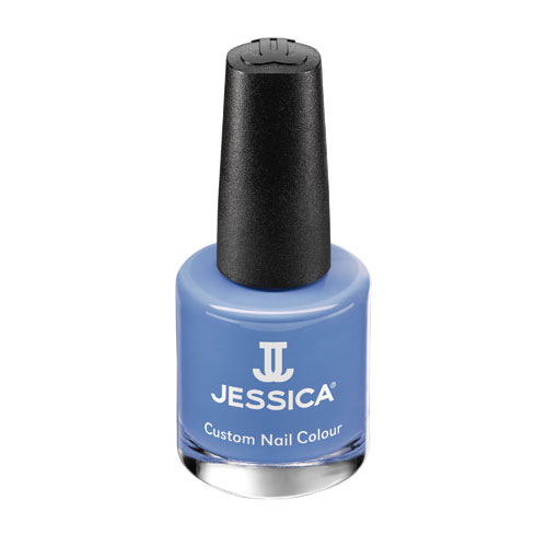 Jessica True Blue Nail Polish
